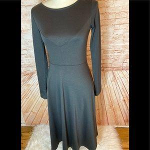 Juliet Roses X  Atlasday  Gray long sleeve Dress